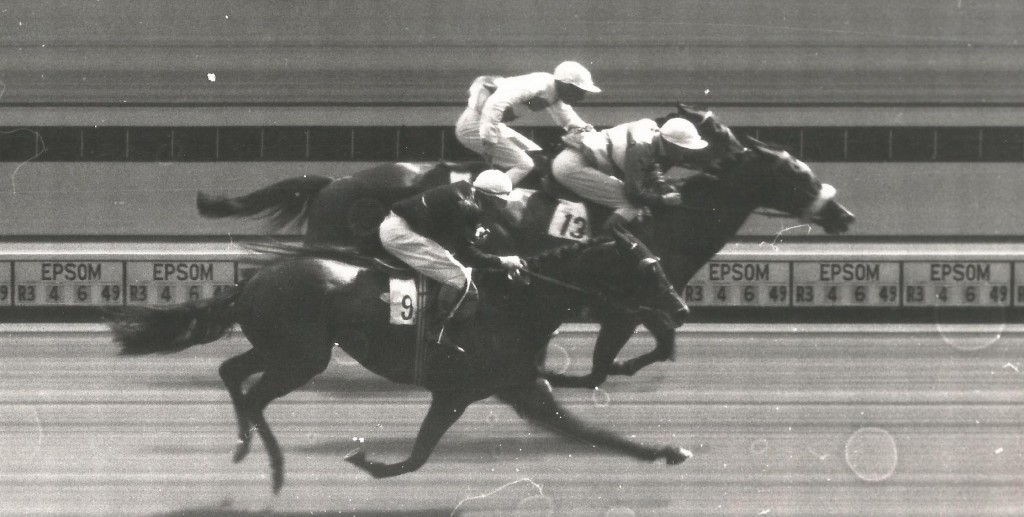 1949 Derby photo-finish