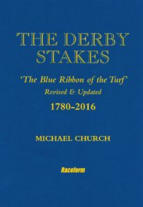 Derby Stakes trial cover